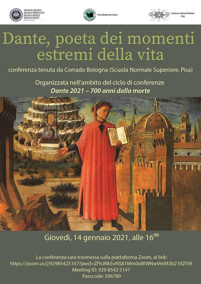 Dante 2021 – 700 anni dalla morte