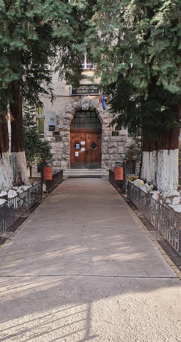 CERCUL DE LIMBA ROMÂNĂ CONTEMPORANĂ